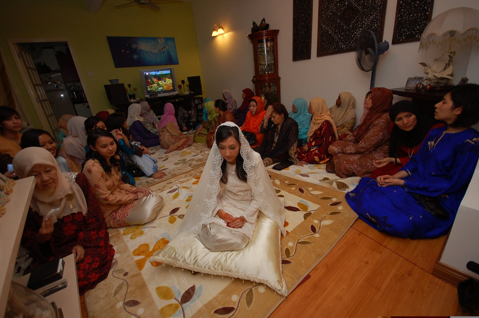 "Nite of the ""nikah"""
