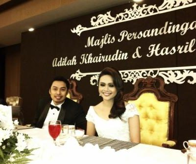 The story of Adilah and Hasril