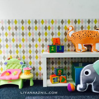 Children's Playroom at Coway TTDI